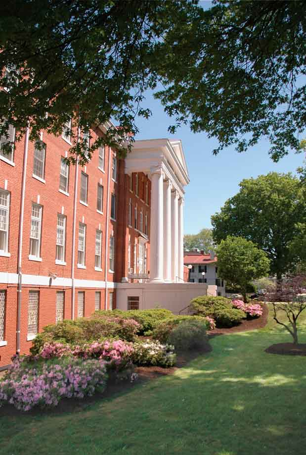 Averett Alumni Center