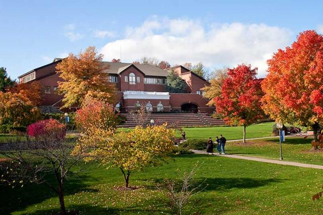 Eastern Mennonite University Campus